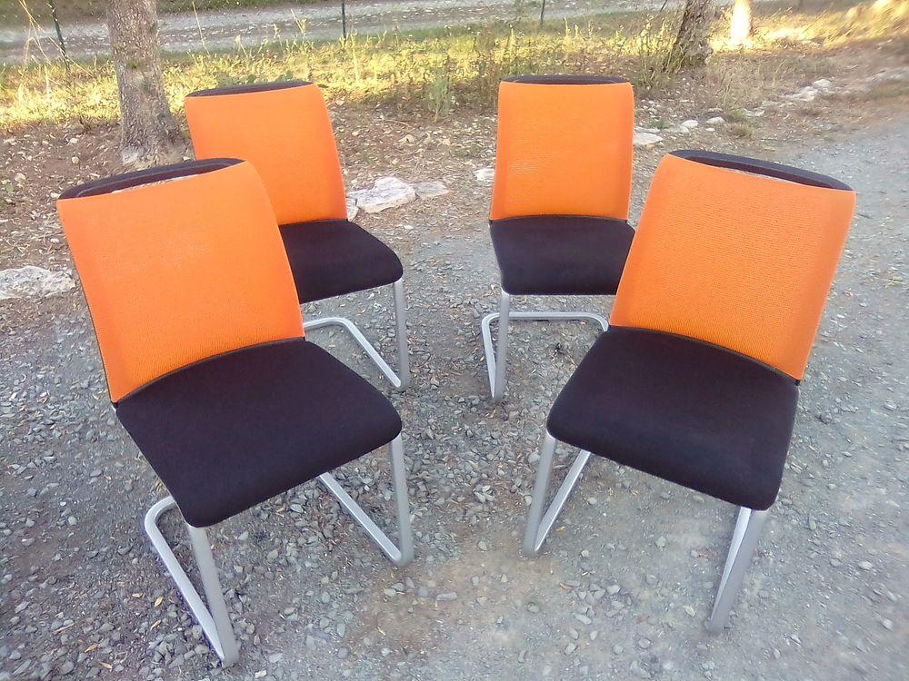 4 chaises Steelcase  120 Saint-Saturnin-du-Bois (17)