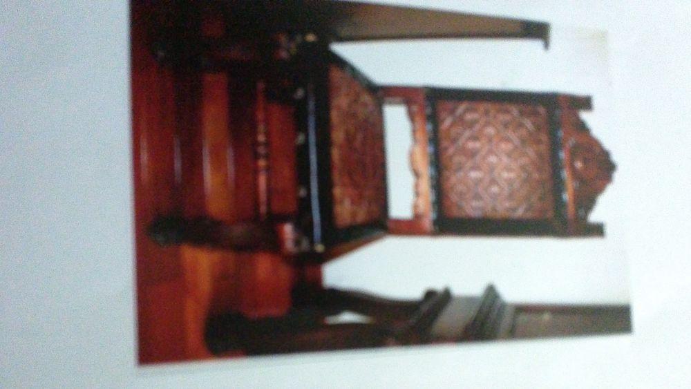 CHAISES STYLE ESPAGNOL 380 Paris 1 (75)