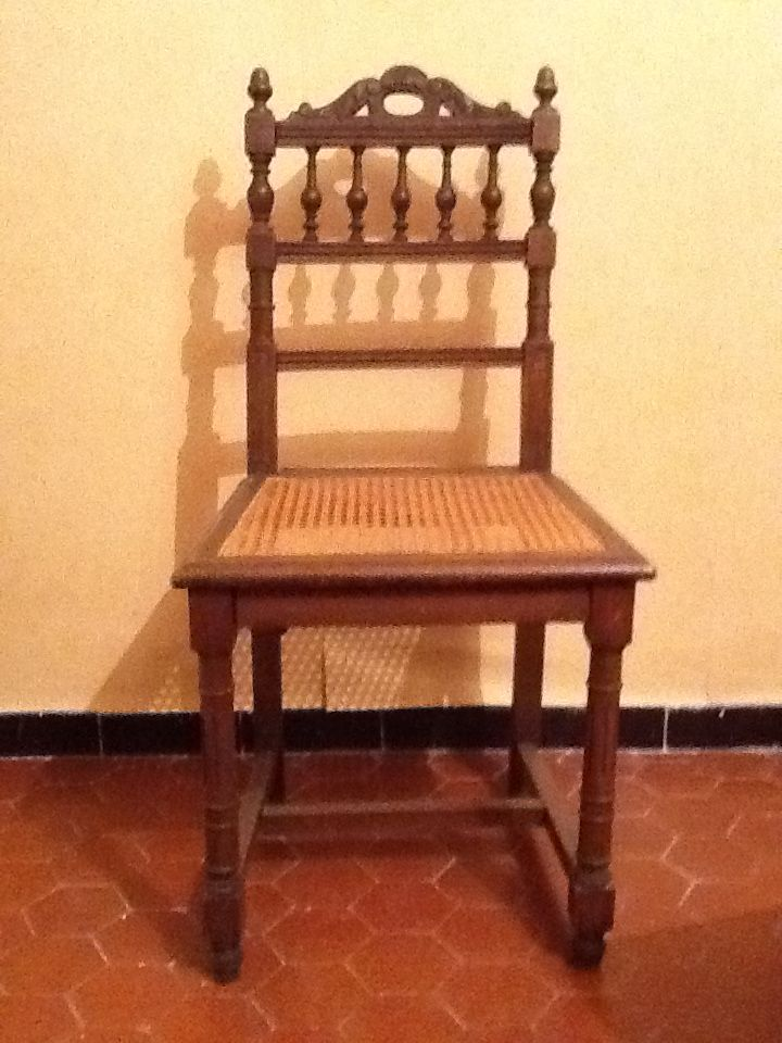 3 chaises style Henri 2 45 Six-Fours-les-Plages (83)