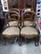 Lot de 4 chaises style Louis Philippe Toulouse (31)