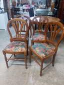Lot de 4 chaises style Louis Philippe 120 Toulouse (31)