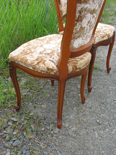 Achetez lot 6 chaises style occasion, annonce vente à Dax (40 ...