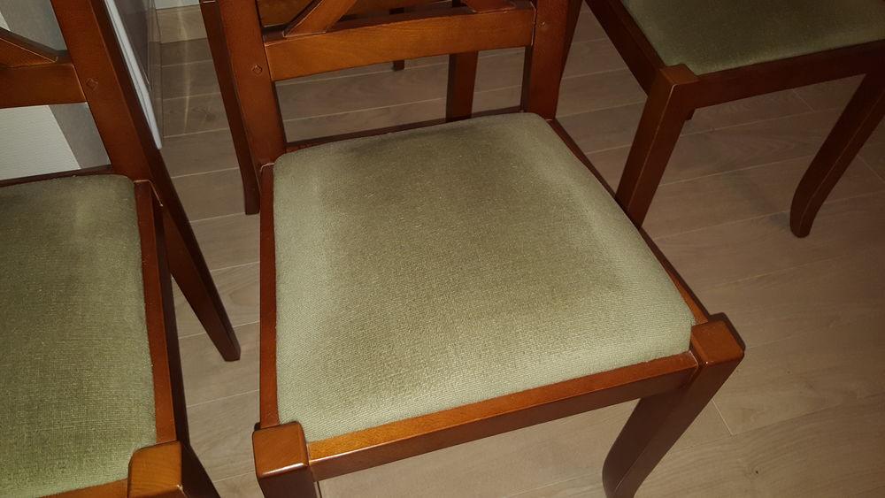 Lot de chaises de style Louis Philippe en merisier  70 Andrésy (78)
