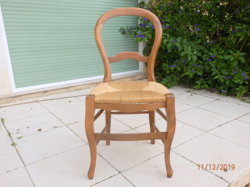Chaises style Louis Philippe 20 Ollioules (83)