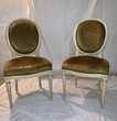 Lot de chaises style Louis XV