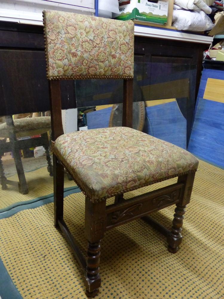 6 chaises de style 100 Roclincourt (62)