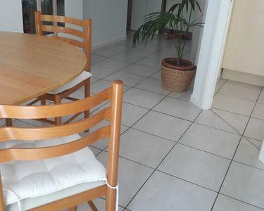 Chaises + tables ronde modulable 140cm+ commode  10 Eschau (67)