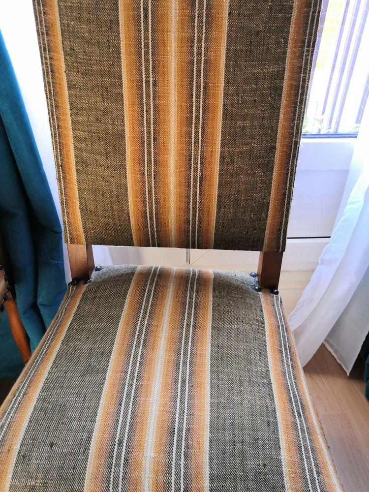 6 chaises tapissières bon état 0 Paris 18 (75)