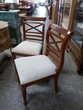 Lot de 6 chaises en teck Toulouse (31)