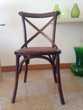 4 chaises thonet vintage design khon modele cross Meubles