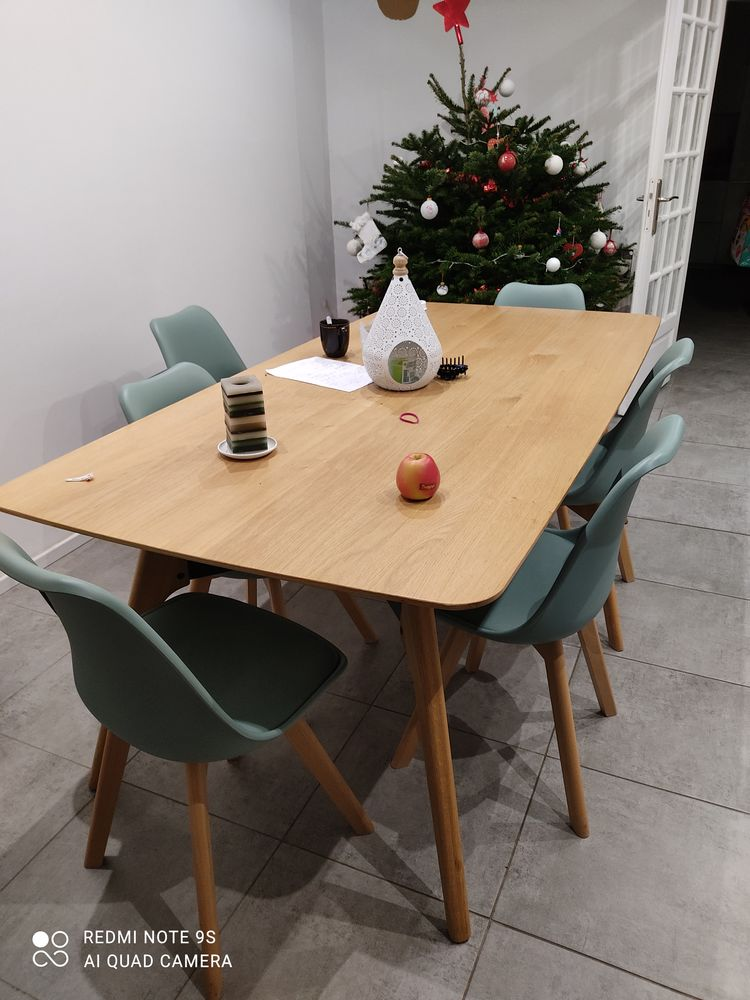 6 chaises type scandinaves My little factory 0 Créteil (94)