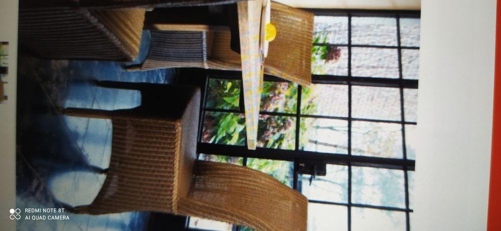 Un lot de chaises Vincent Sheppard 495 Sarras (07)