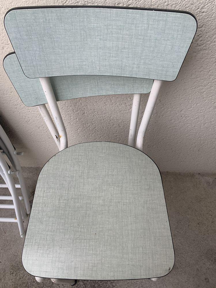 Lot de 2 chaises vintage Formica  0 La Teste-de-Buch (33)