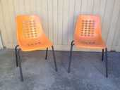 chaises vintage 30 Alfortville (94)