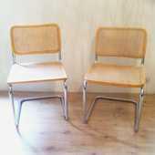 chaises vintage 70 Alfortville (94)