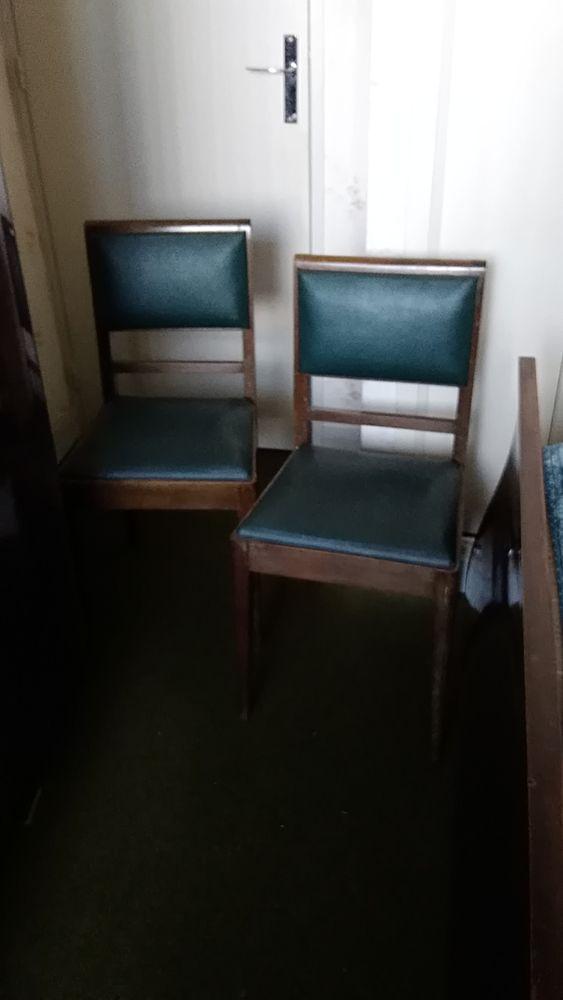 Chaises Vintage, lot de 2 30 Nantes (44)