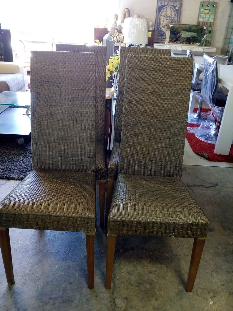Lot de 4 chaises 160 Toulouse (31)