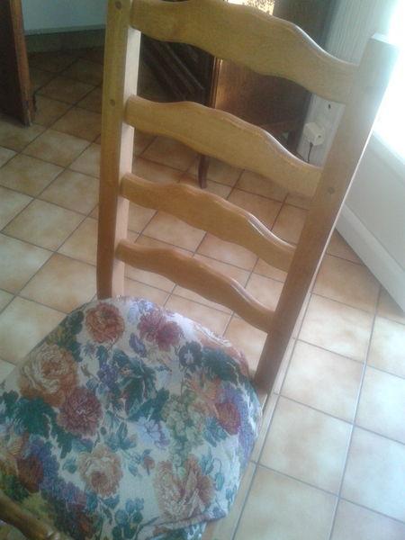 lot de chaises 210 Fougères (35)