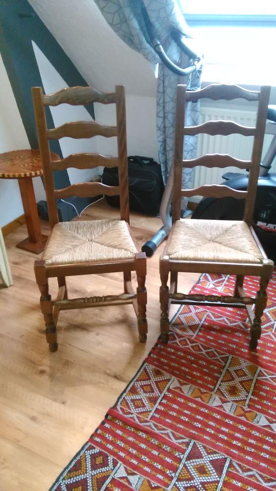 Lot de 2 chaises 20 La Chapelle-sur-Erdre (44)