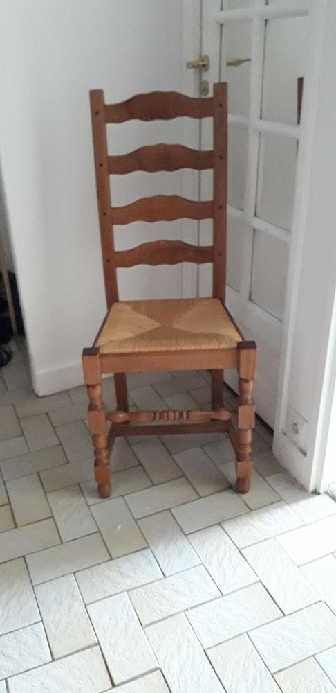 Lot de 6 chaises 120 Saint-Gratien (95)