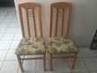 2 chaises Meubles