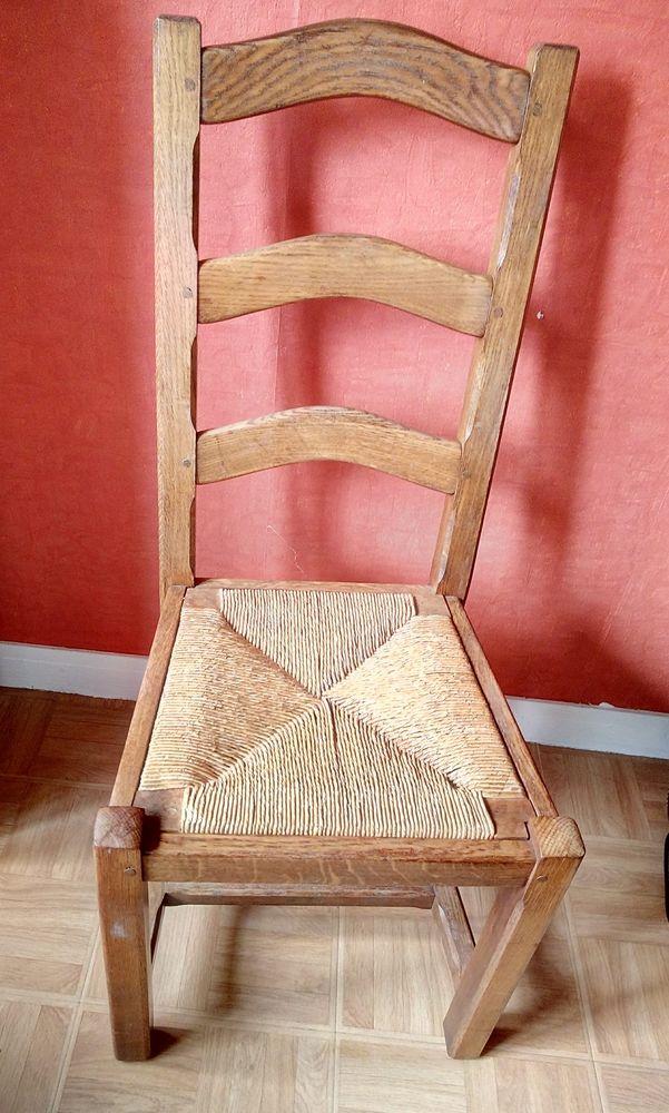 6 chaises 90 Sotteville-lès-Rouen (76)
