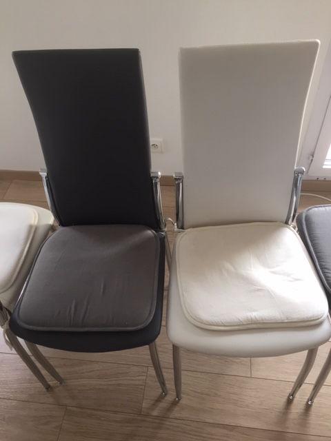 Chaises 100 Saint-Genis-Pouilly (01)