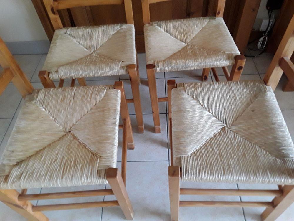 Lot 4 chaises  40 Monéteau (89)