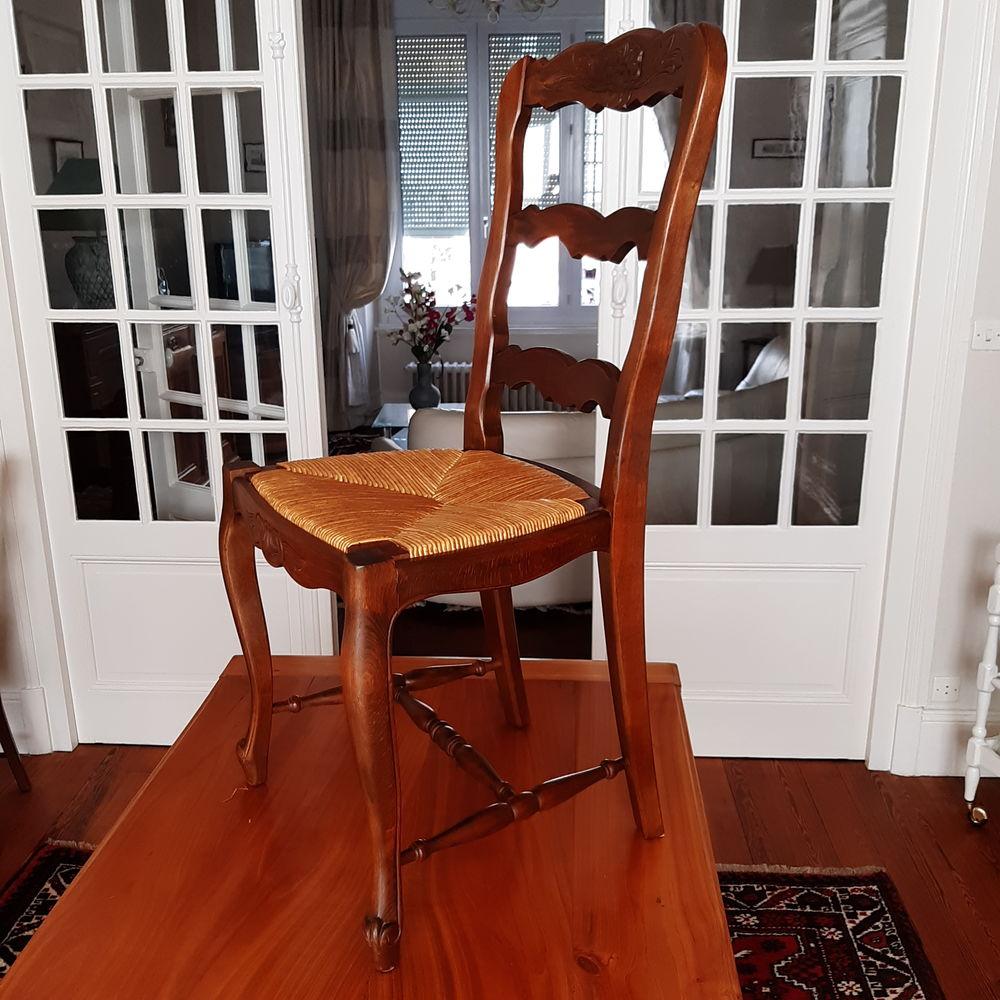 6 chaises 120 Saint-Malo (35)