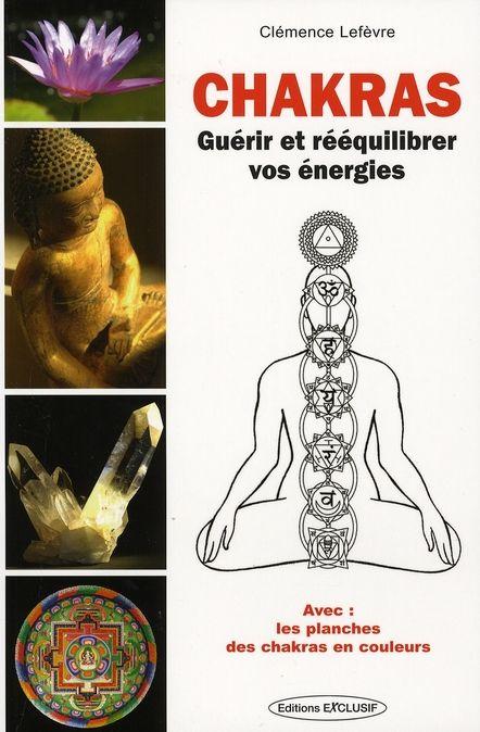 Chakras ; guérir et rééquilibrer vos énergies 17 Saint-Genis-Laval (69)