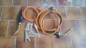 2 chalumeux propane butane et accessoires 60 Rang-du-Fliers (62)