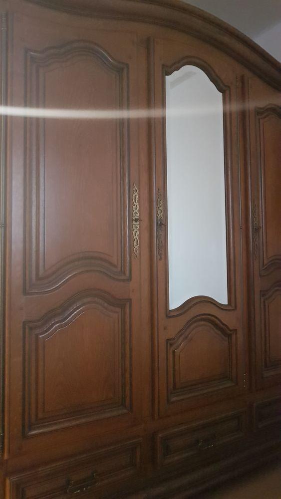 Chambre adulte chêne  0 Nanterre (92)