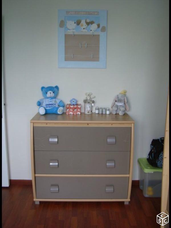 excellent chambre aubert mobilier enfants with chambre bb aubert. Black Bedroom Furniture Sets. Home Design Ideas