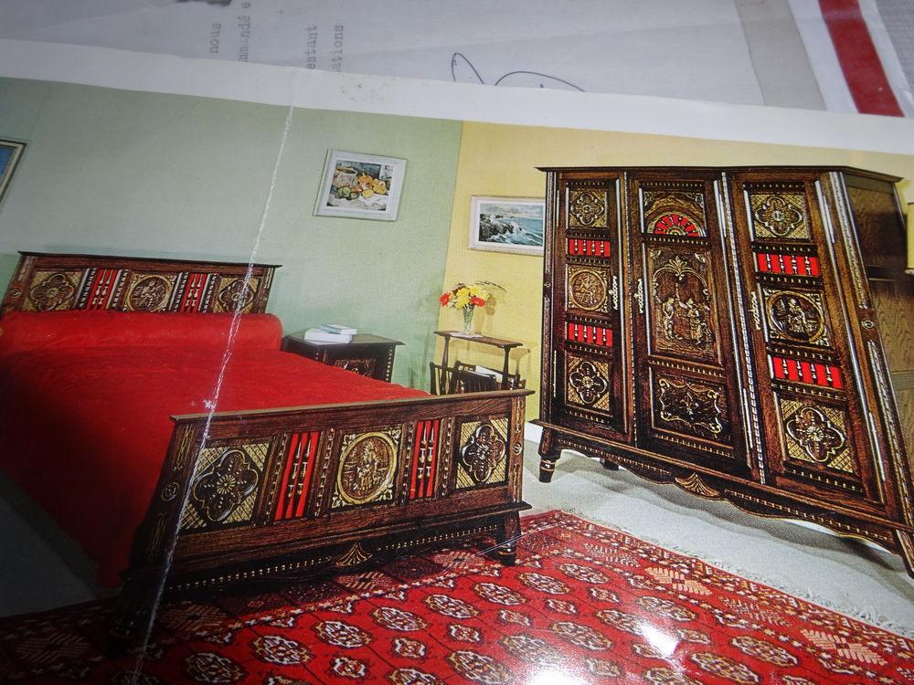 chambre en chêne massif version ANGELUS 350 Trignac (44)