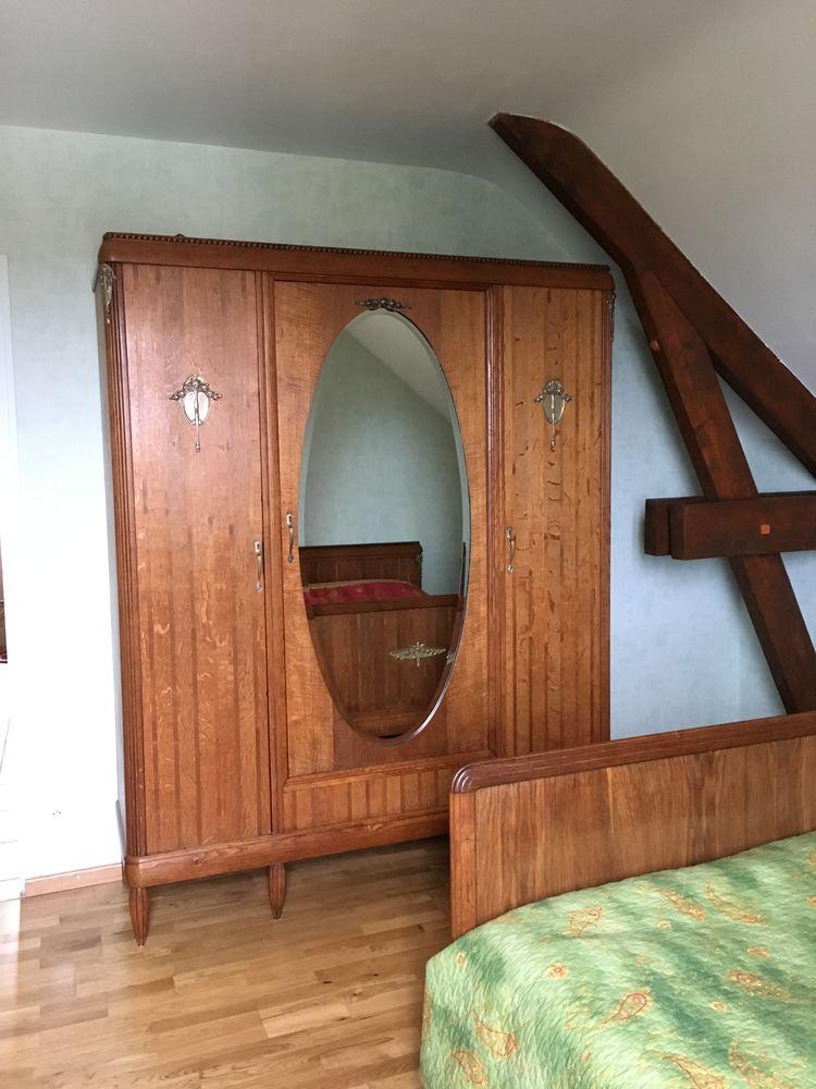 chambre en Chêne 100 Montcenis (71)