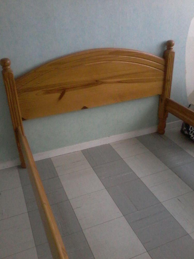 Chambre lit et  chevet assortie  150 Tourcoing (59)