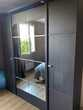 Chambre compète bois marron Chantecoq (45)