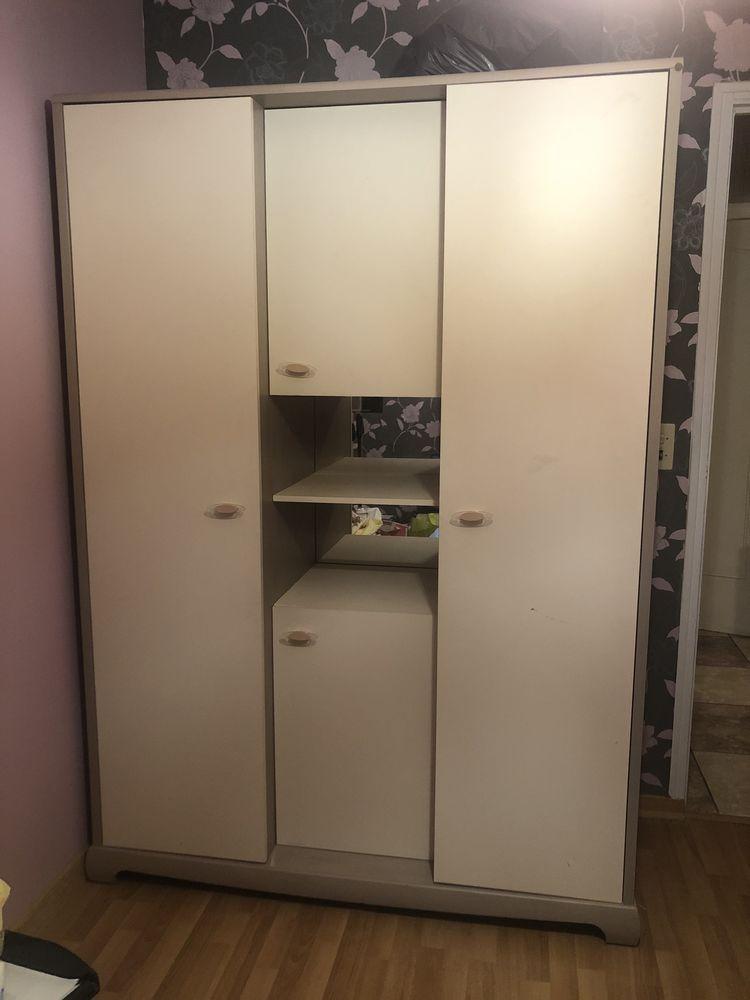 Chambre complète avec bureau GAUTIER collection Lola 450 Le Plessis-Robinson (92)