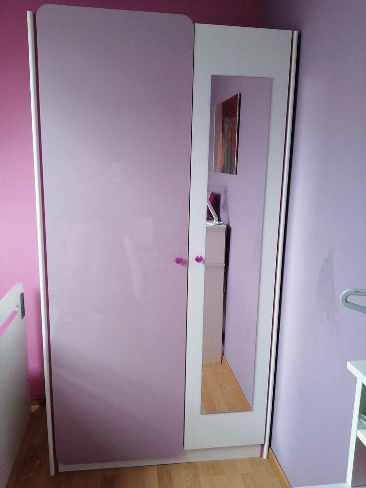Chambre complète fille 280 Rouvres-en-Multien (60)