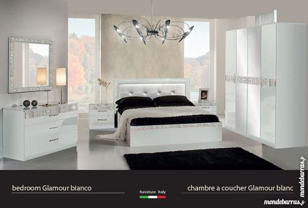 chambre a coucher complete italienne stunning chambre a. Black Bedroom Furniture Sets. Home Design Ideas