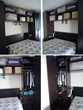 Chambre complète : lit 160 + penderie + meubles Meubles