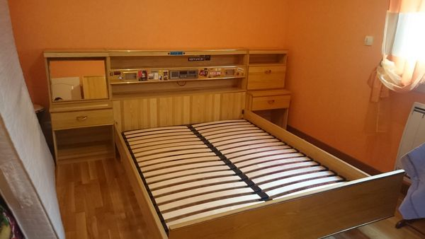 chambre complète 140 x 190  0 Ardes (63)
