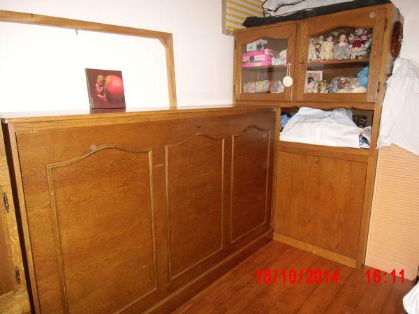 Chambre à coucher 1pers. 350 Thionville (57)