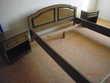 chambre à coucher adulte chêne foncé Ogeu-les-Bains (64)