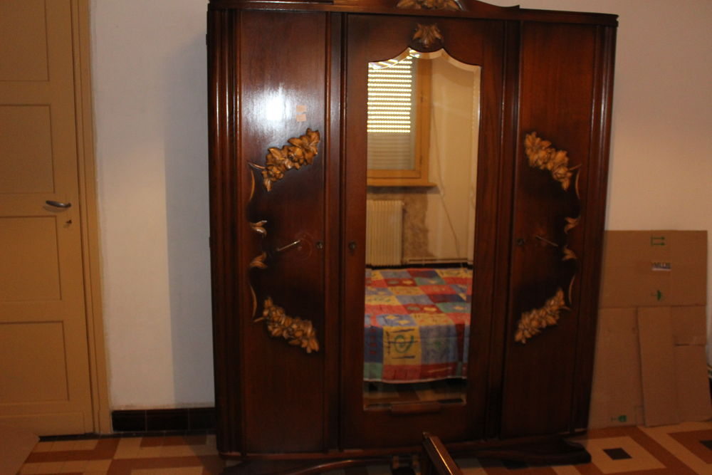 chambre à coucher année 50 200 Beaurainville (62)