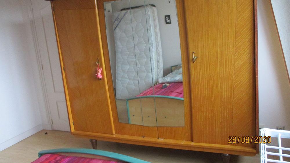 Chambre à coucher bois de  CITRONNIER  1100 Le Vernois (39)