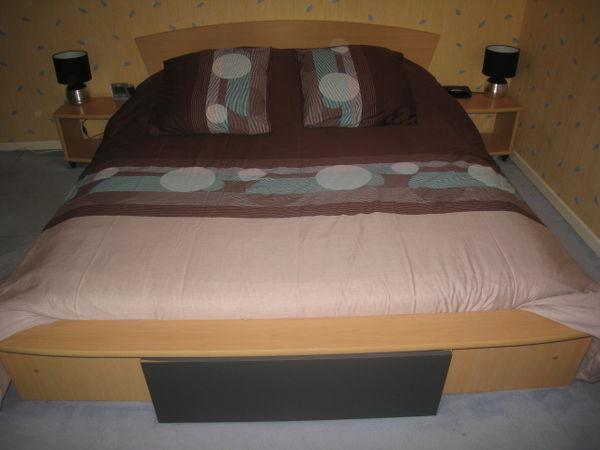 Chambre à coucher complète! Meubles
