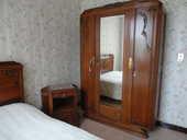 Chambre à coucher en merisier massif année 30 150 Château-Arnoux-Saint-Auban (04)