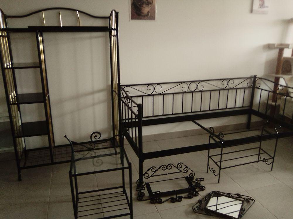 chambre à coucher 1 personne complète 170 Le Luc (83)
