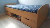 chambre enfant lit + armoire+bureau 150 Thionville (57)